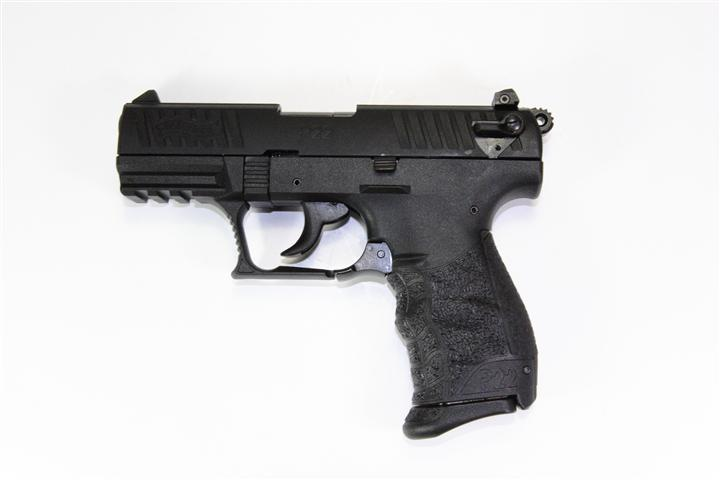 Walther P22Q,  .22 LR - Image 1