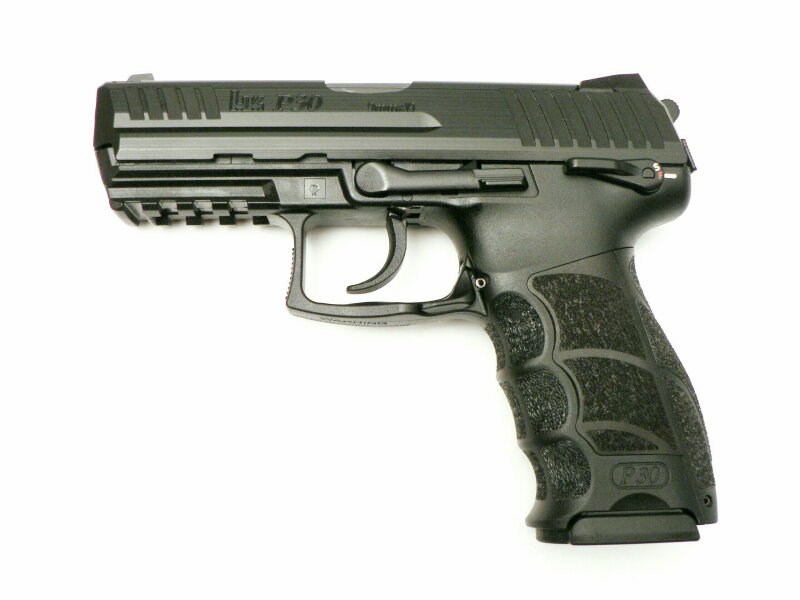 Heckler & Koch  P30S  (manual safety),   9 x 19 mm - Image 1