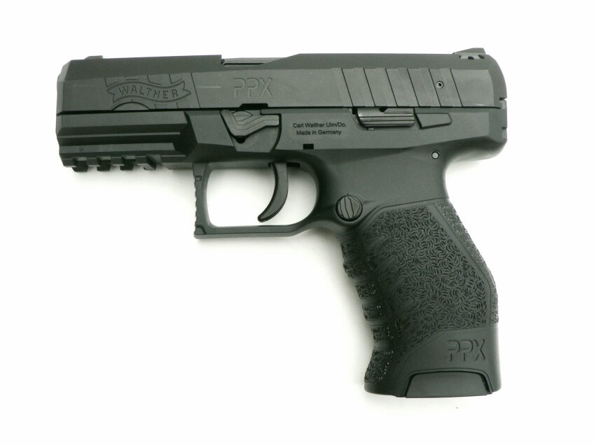 Walther PPX,  9 x 19 mm - Image 1