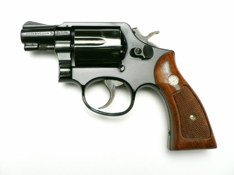 Smith & Wesson Mod. 10 und Mod. 12 Airweight,  .38 Special - Image 1