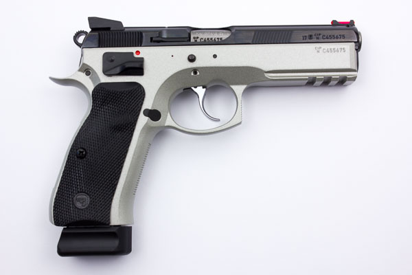 CZ 75 SP01 ShadowMamba, 9 x 19 mm - Image 1