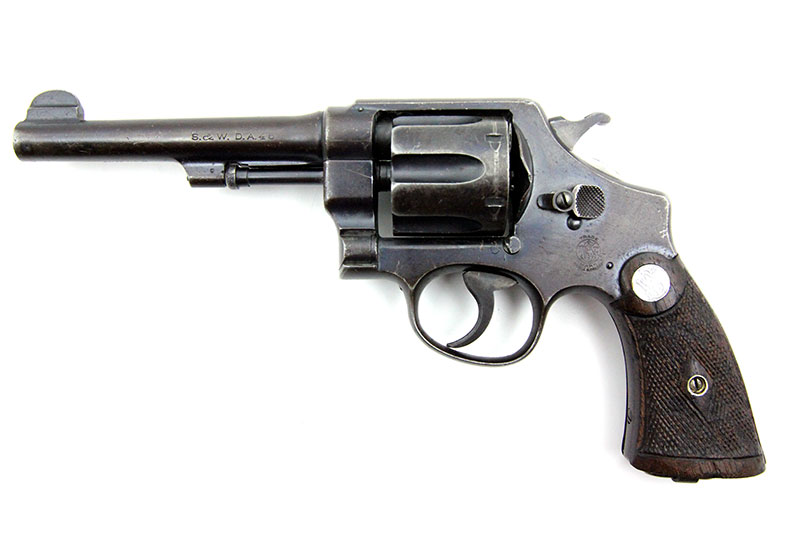 Smith & Wesson Mod. M1917 .45 ACP - Image 1