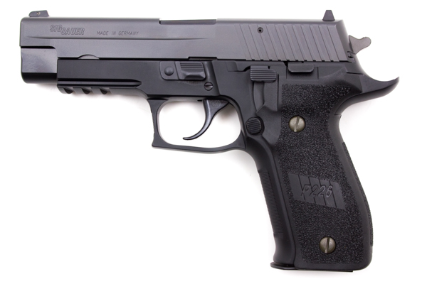 SIG Sauer P226 / Beavertail New Series, 9 x 19 mm - Image 1