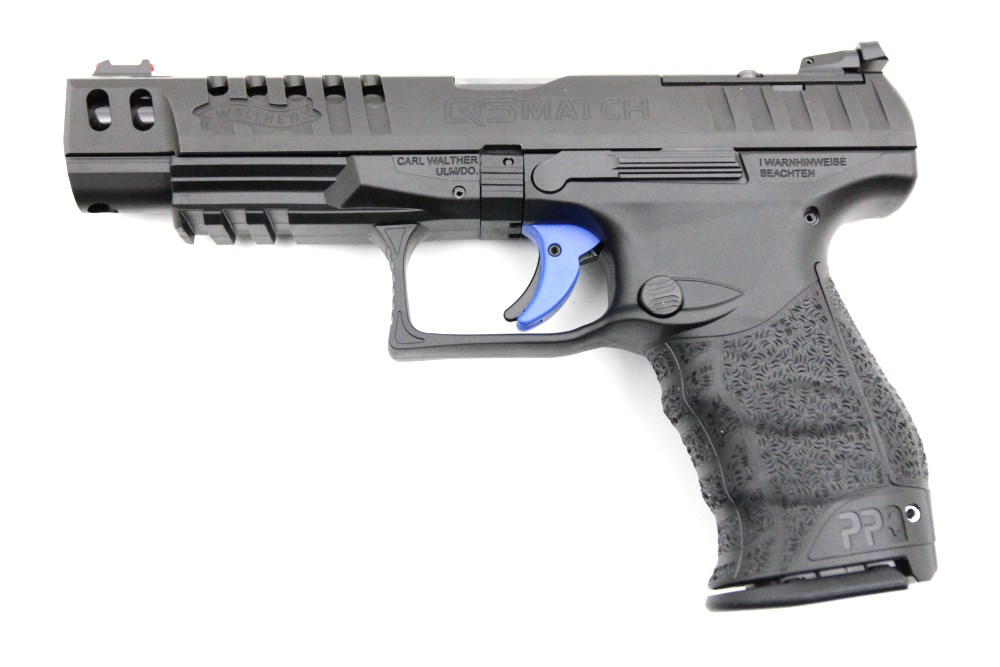 Walther Q5 Match, 9 x 19 mm - Image 1