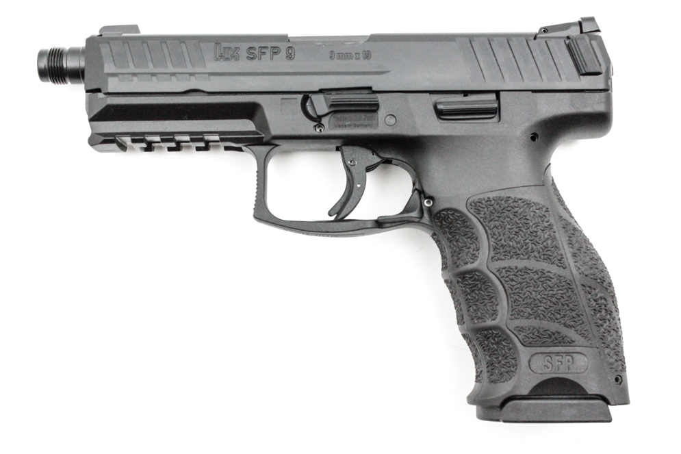 Heckler & Koch SFP9 Tactical, 9 x 19 mm - Image 1