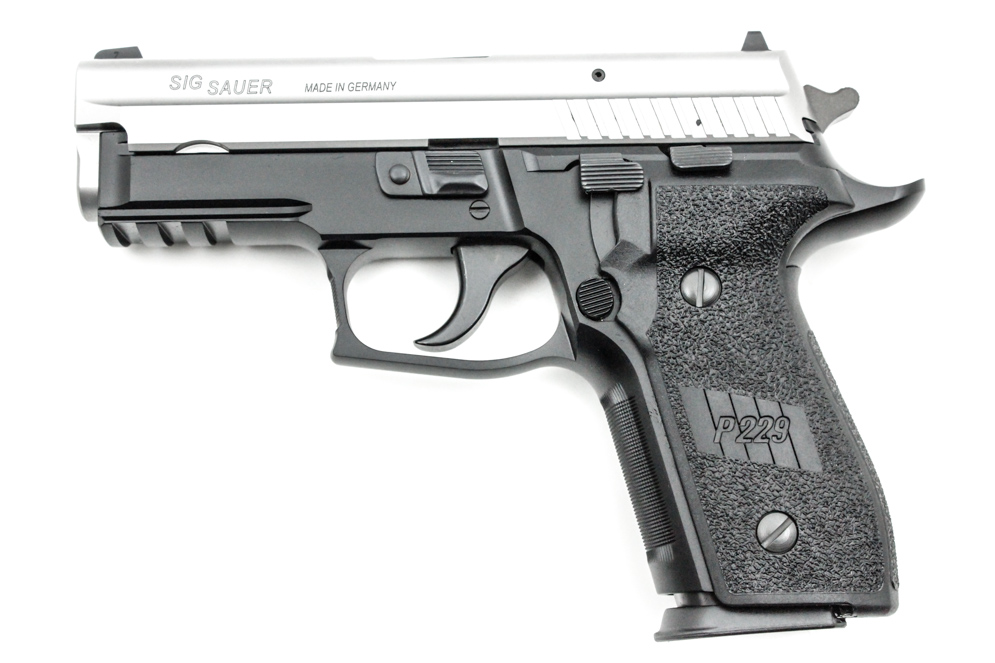 SIG Sauer P229 Stainless Two Tone, 9 x 19 mm - Image 1