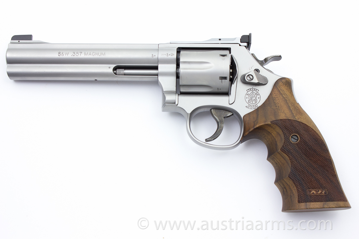 Smith & Wesson 686 Target Champion, .357 Magnum - Image 1
