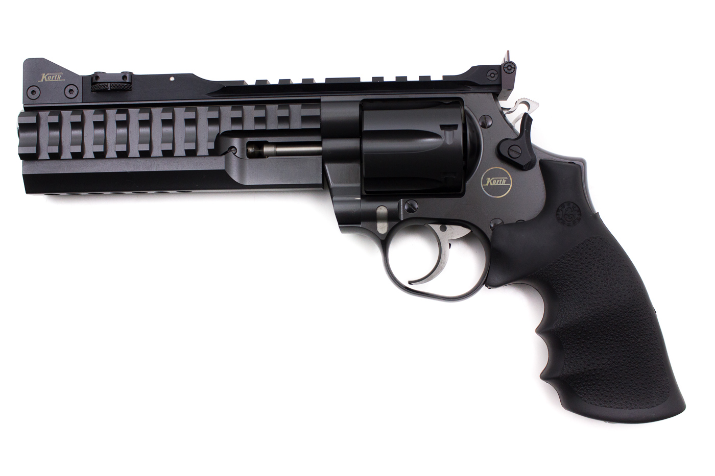 Korth National Standard Supersport STX .357 Magnum inkl. Wechseltrommel - Image 1