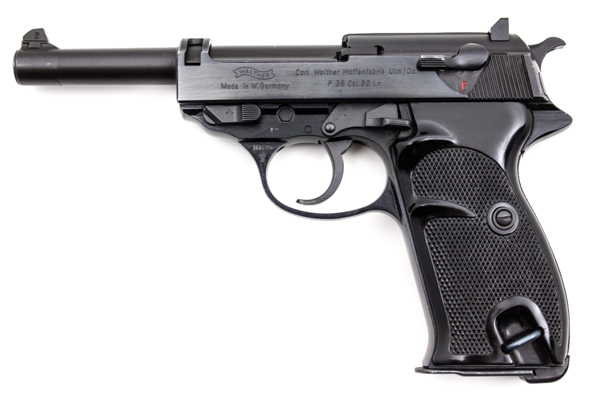 Walther P38, 22 LR - Image 1