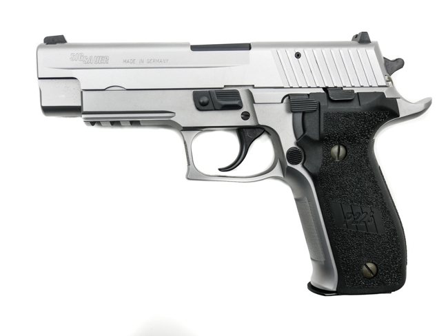 SIG Sauer P226 Stainless SL SO Beavertail, 9 x 19 mm - Image 1