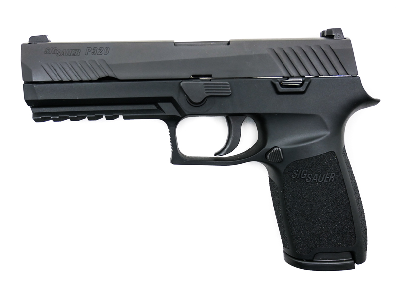 SIG Sauer P320 Full Size, 9 x 19 mm - Image 1