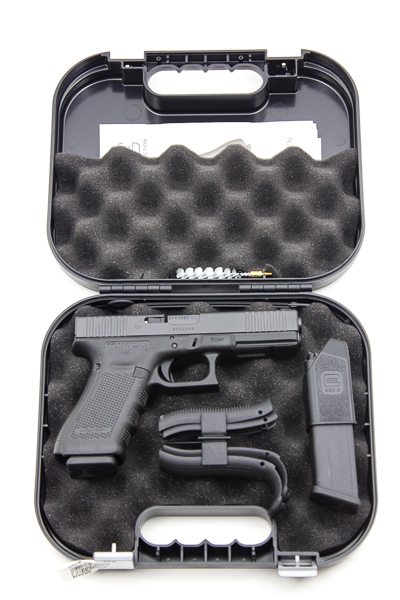 Glock 17 Gen4 FS Front Serations, 9 x 19 mm - Image 1