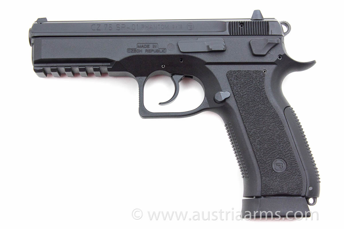 CZ-75 SP-01 Phantom, 9x19mm  - Image 1