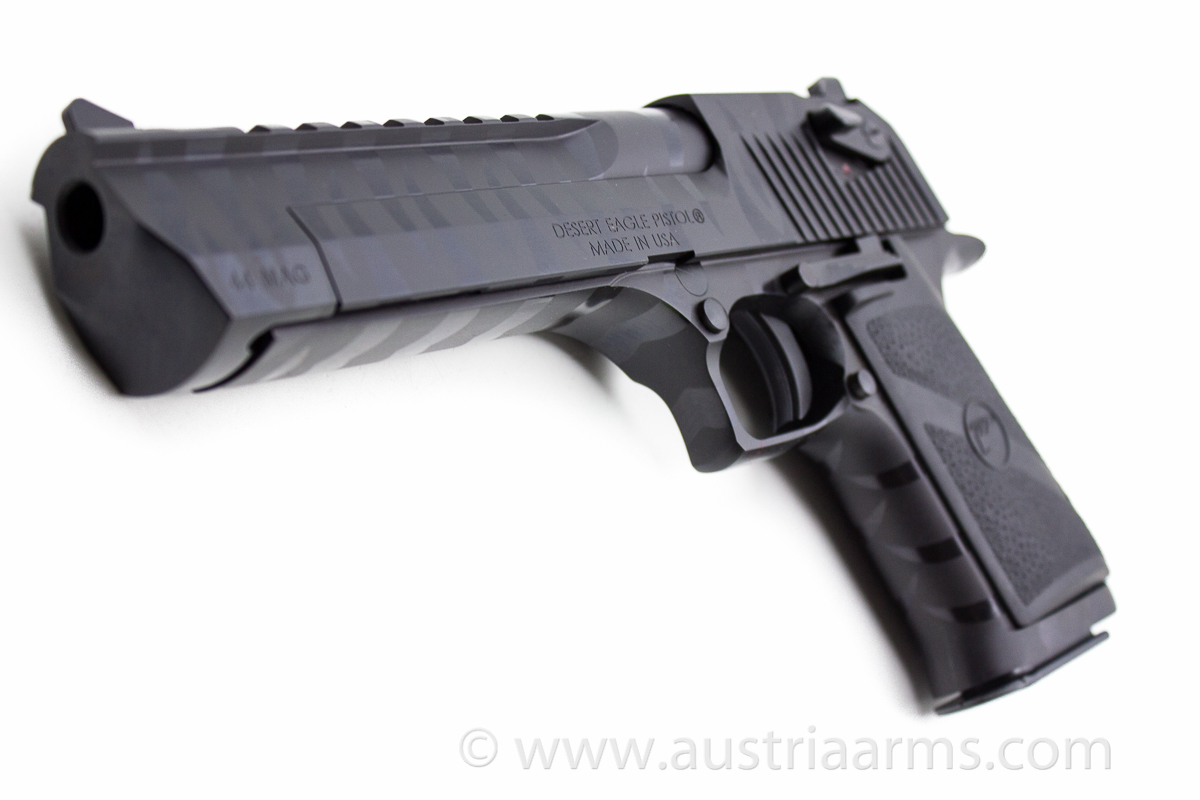 Desert Eagle Black Tiger - Image 1