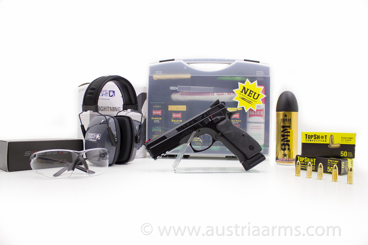 CZ 75 SP-01 Shadow - ADVENT PAKET - - Image 1