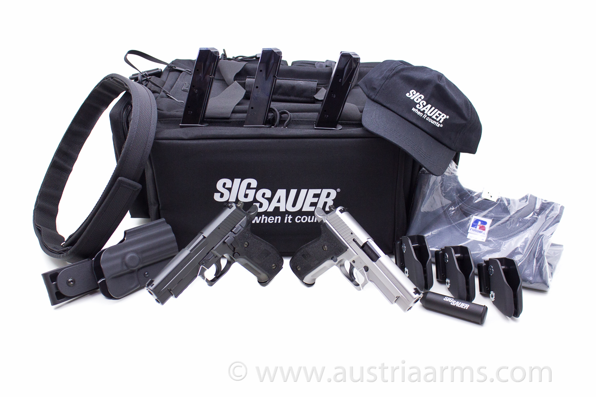 SIG Sauer P226 9x19 mm - CHAMPIONS PACKAGE - - Image 1