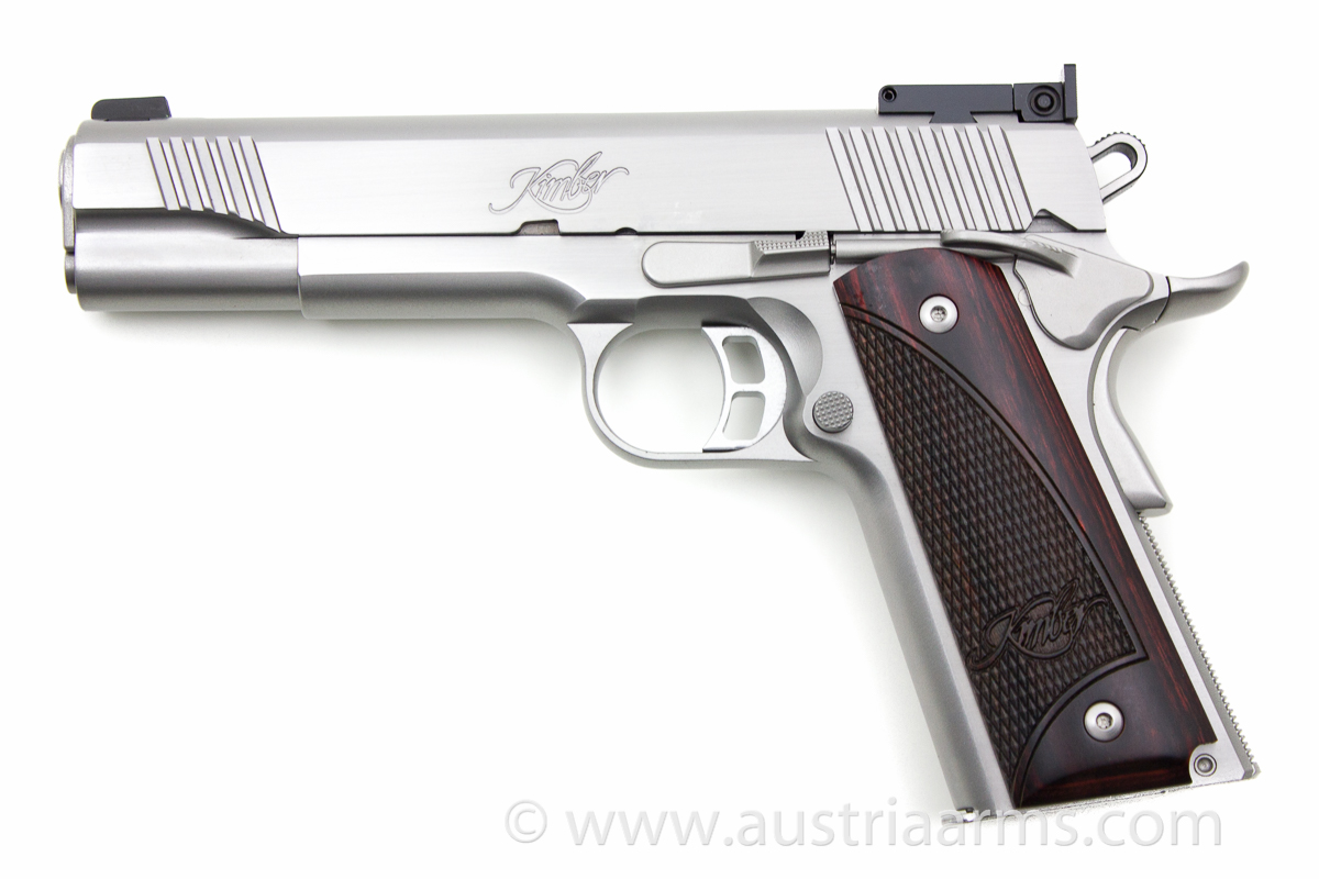 Kimber Stainless Gold Match II, .45 ACP - Image 1