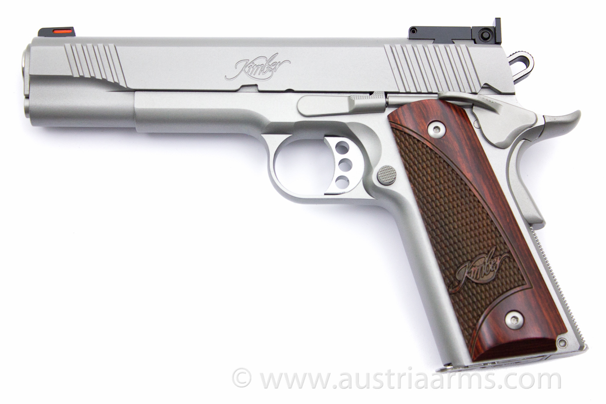 Kimber Stainless Target II, 9x19mm - Image 1