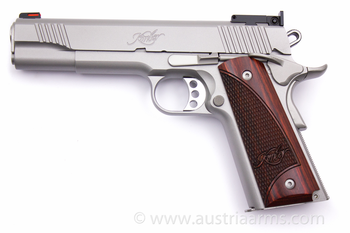 Kimber Stainless Target II, .45 ACP - Image 1