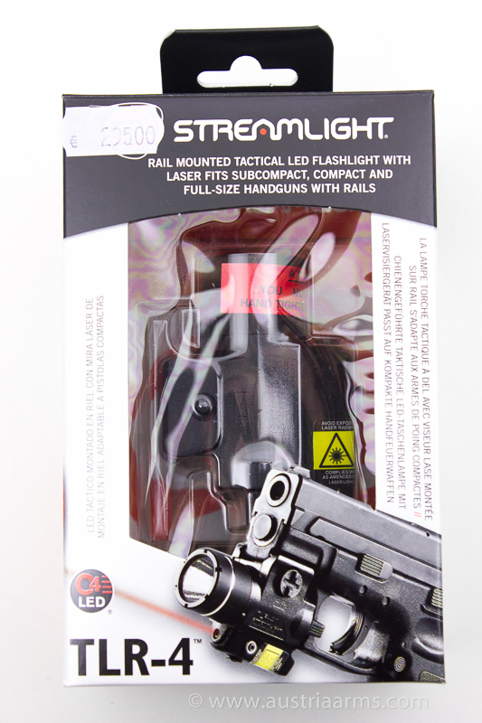 Streamlight TLR-4 Light Laser - Image 1