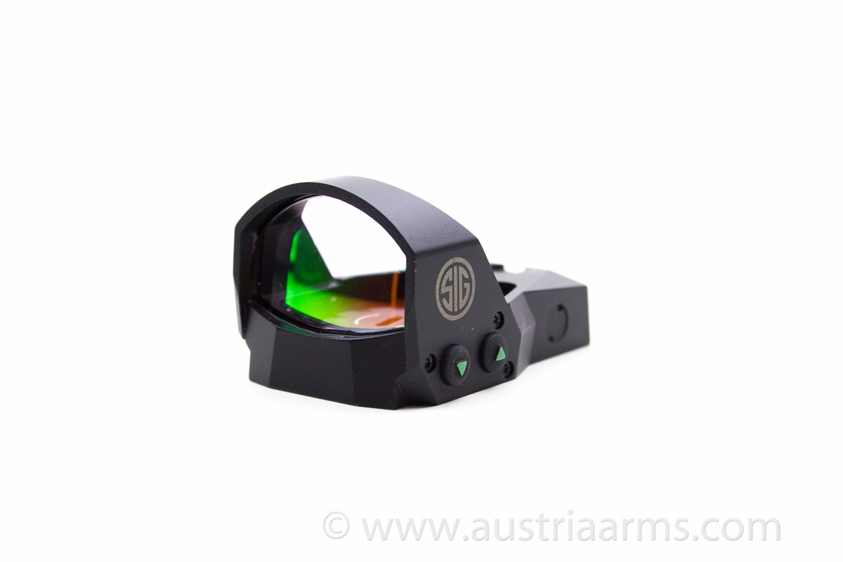 Sig Optics ROMEO 1 Rotpunktvisier  - Image 1