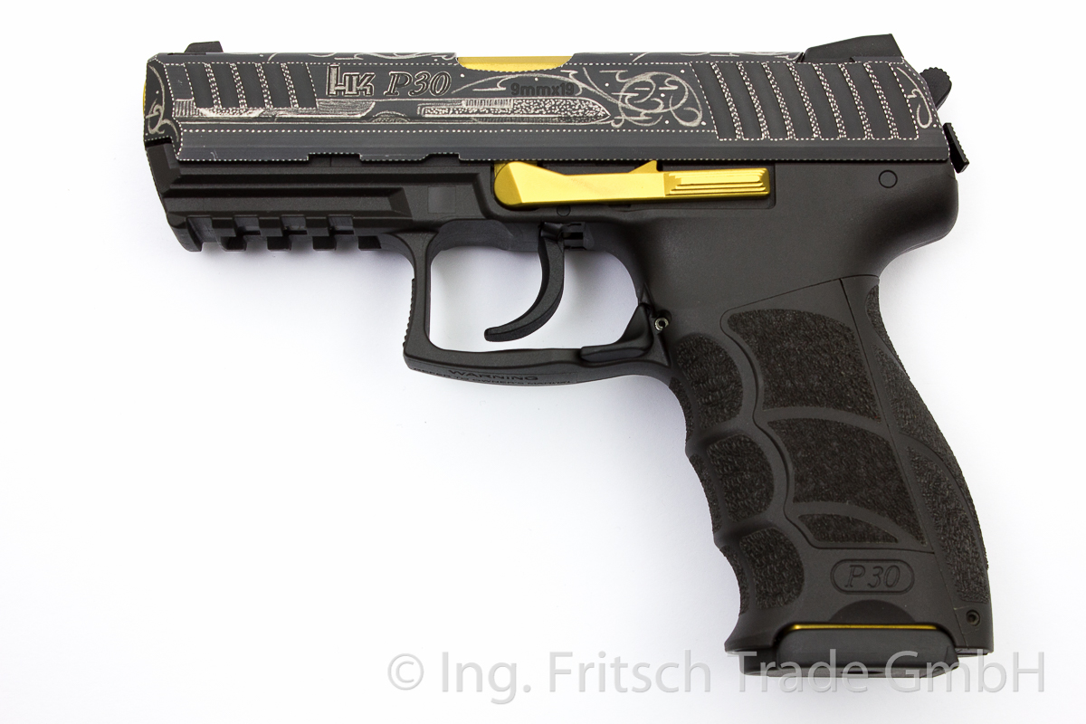 Heckler & Koch P30 Luxury, 9 x 19 mm - Image 1
