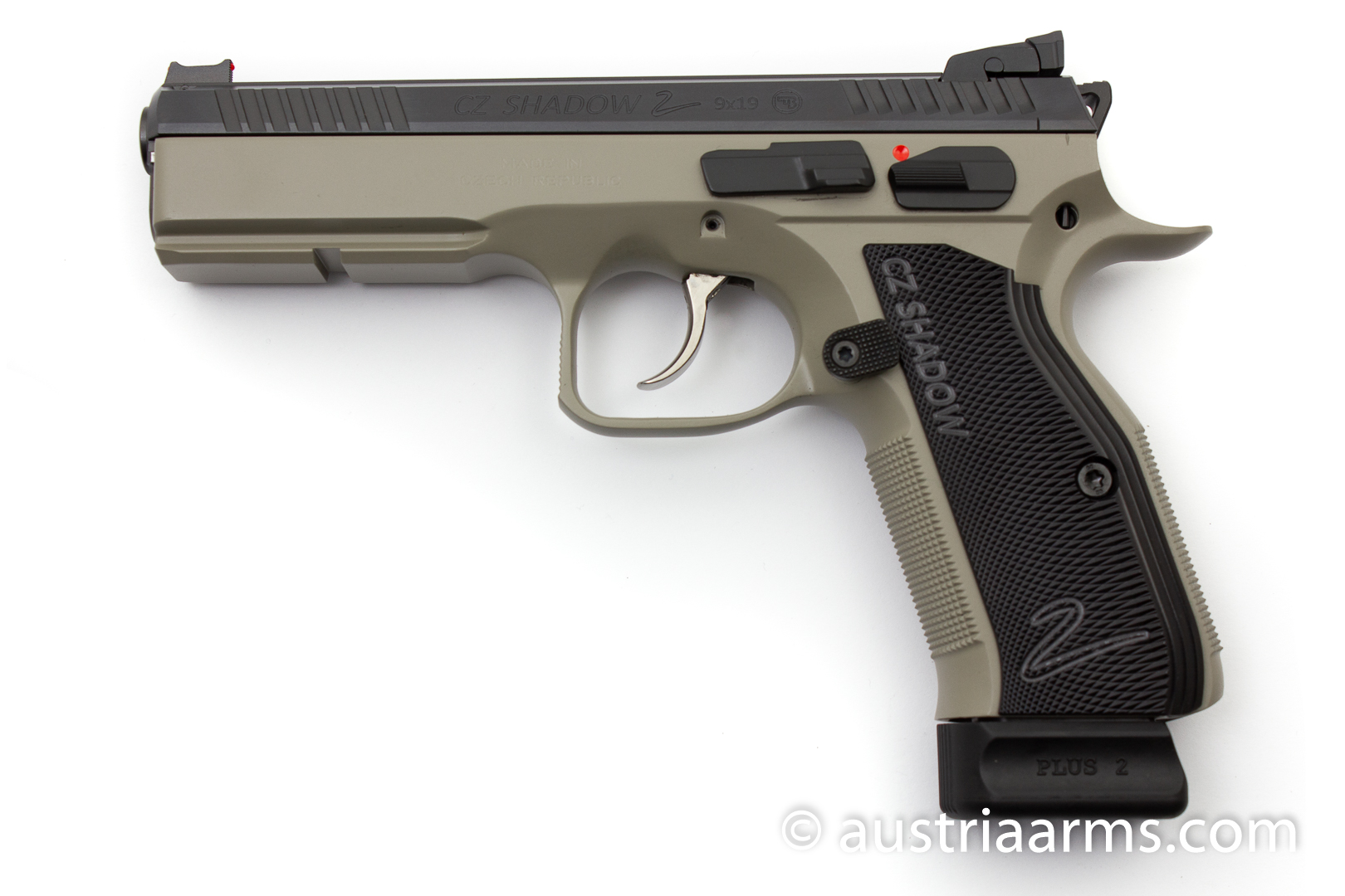 CZ Shadow II Urban Grey, 9x19mm  - Image 1