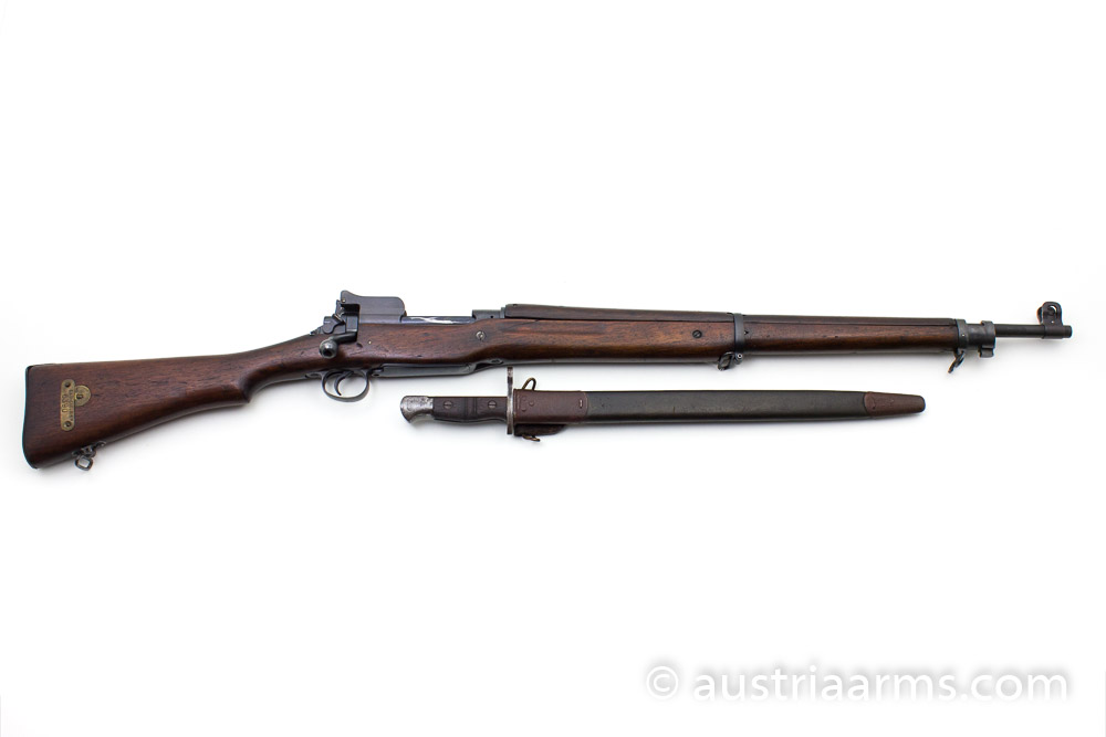 Remington Pattern 1914 Rifle, .303 British - Image 1