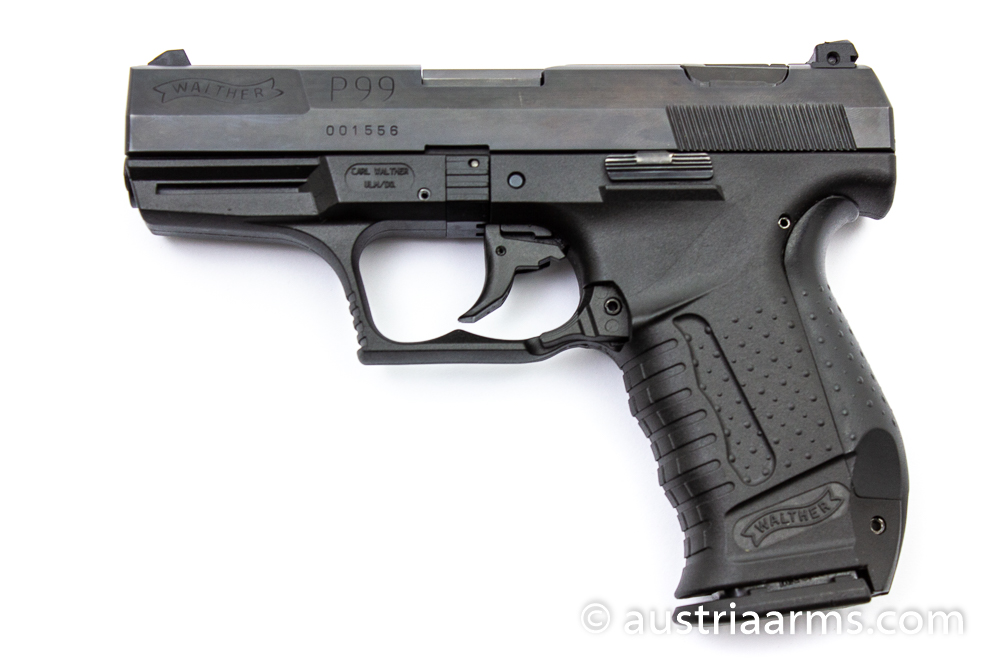 Walther P99 AS, 9 x 19 mm - Image 1