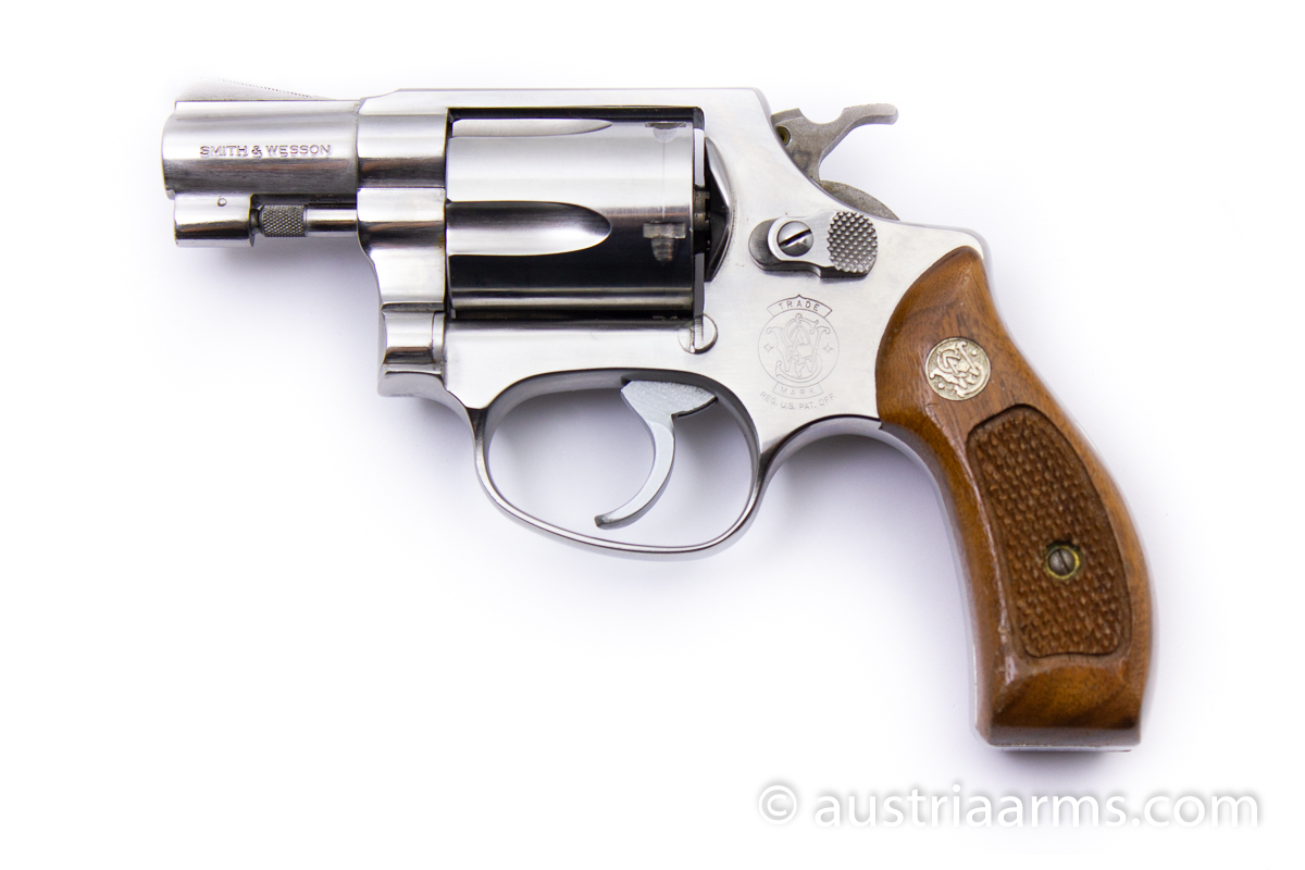 Smith & Wesson Mod. 60 Stainless, .38 Special  - Image 1
