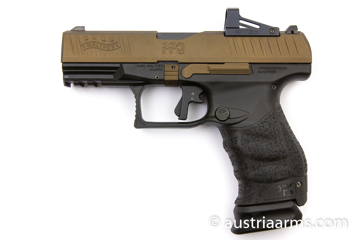 Walther PPQ M2 - Walther Meistermanufaktur-  9 x 19 mm - Image 1