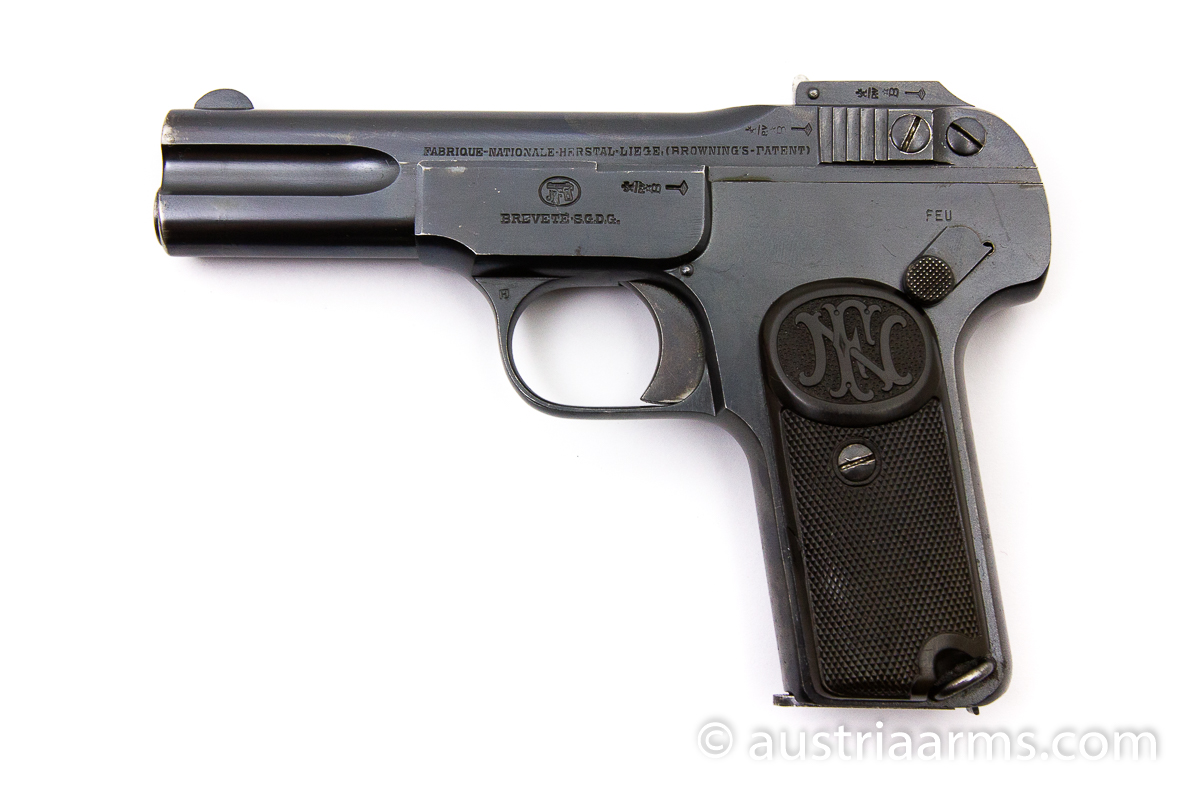 FN Browning 1900, 7,65 mm - Image 1