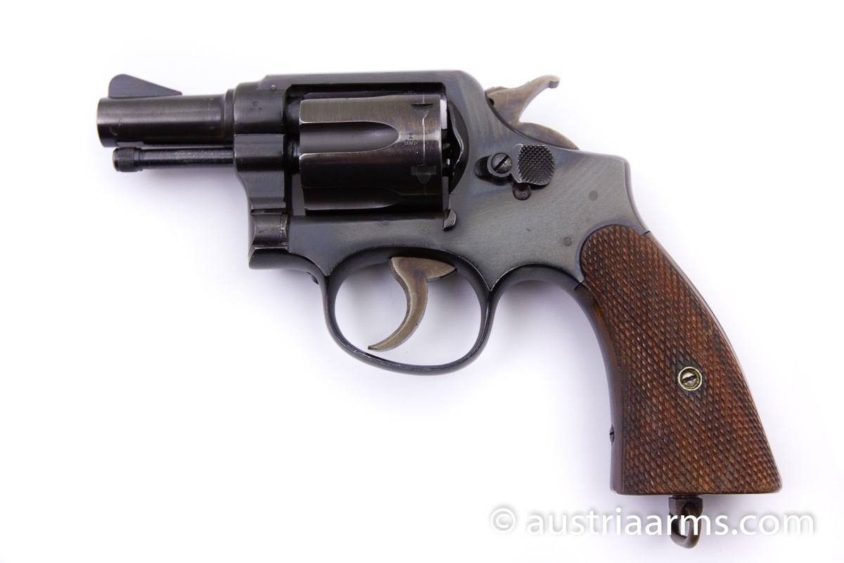 Smith & Wesson Mod. 10 Military, .38 Special - Image 1