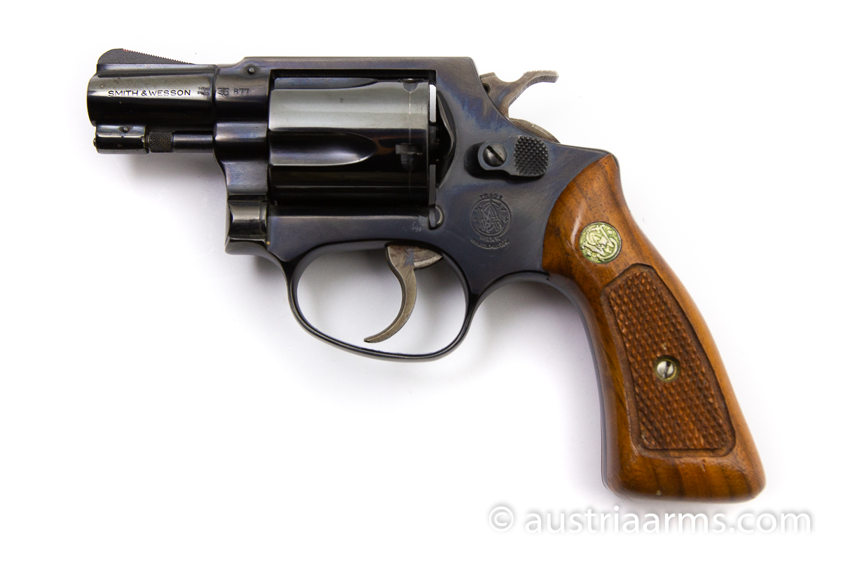 Smith & Wesson Mod. 37 Airweight,  .38 Special - Image 1