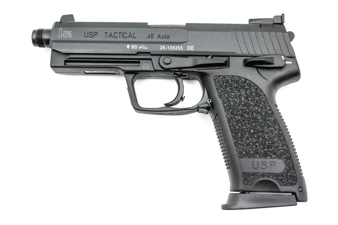 Heckler & Koch USP Tactical - Image 1