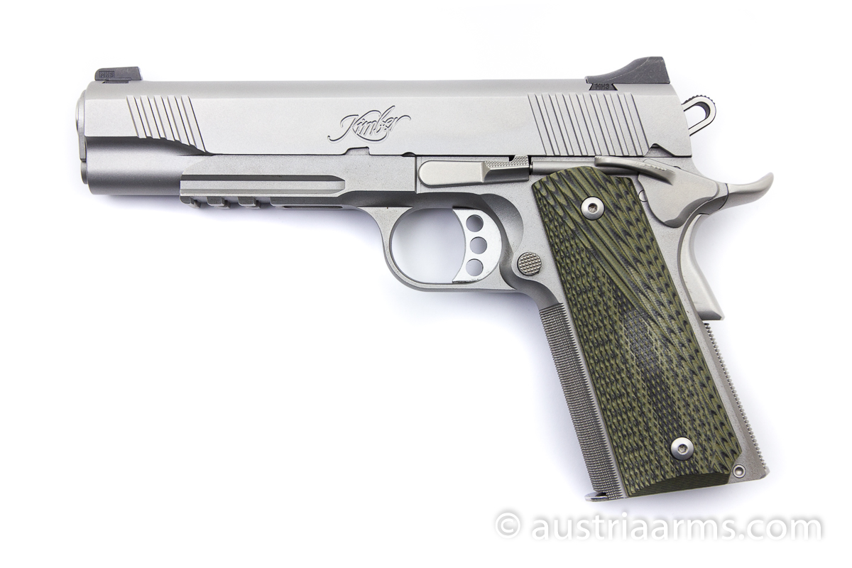 Kimber Stainless TLE / RLII, .45 ACP - Image 1