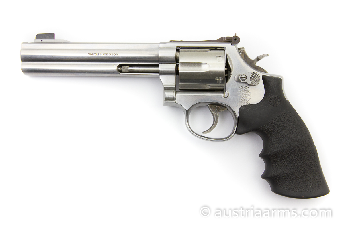 Smith & Wesson 686 Compensator, .357 Magnum - Image 1