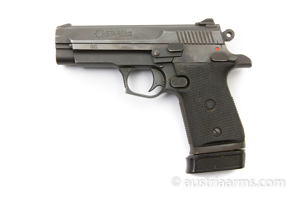 Star Firestar Guardia Civil, 9 x 19 mm - Image 1