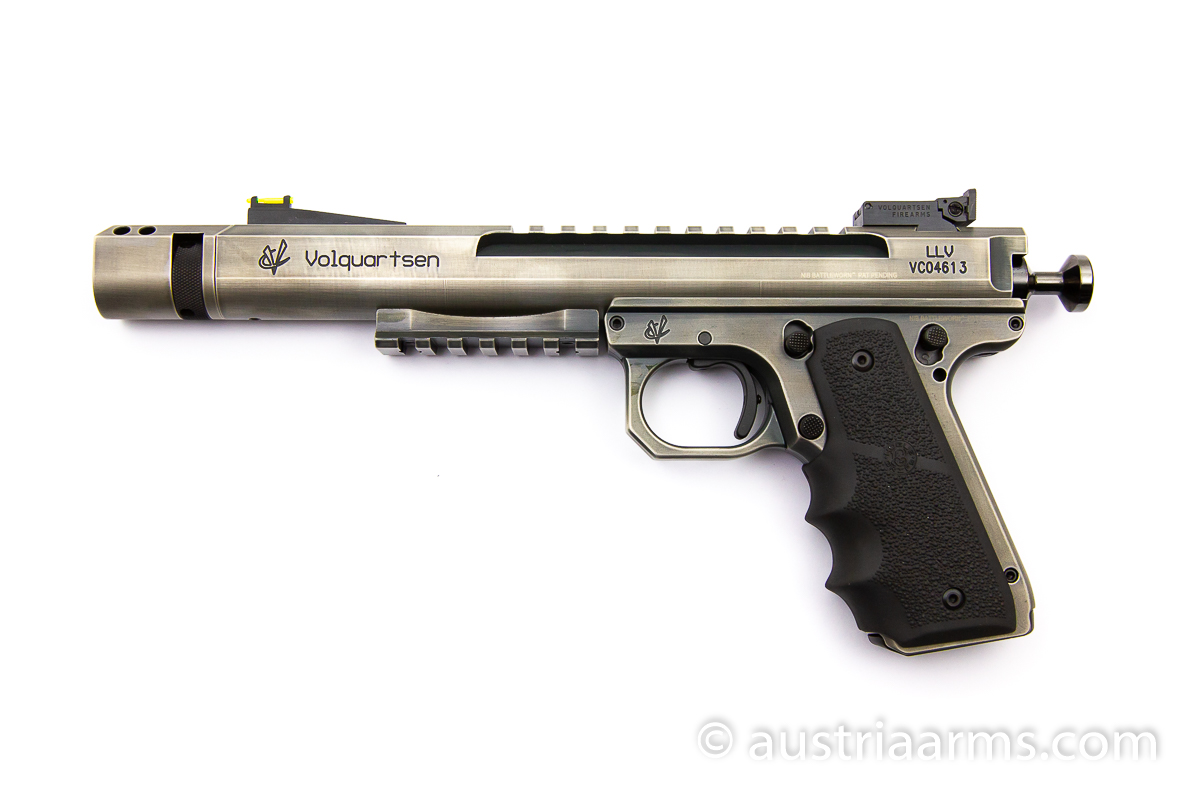 Volquartsen Scorpion 6.0 Zoll, Battle Worn,  .22 LR - Image 1
