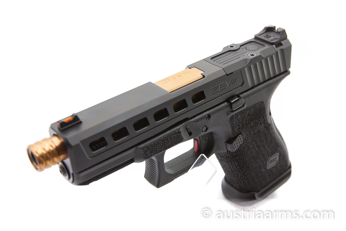 ZEV Technologies Z19 Dragonfly-SD, 9 x 19 mm  - Image 1