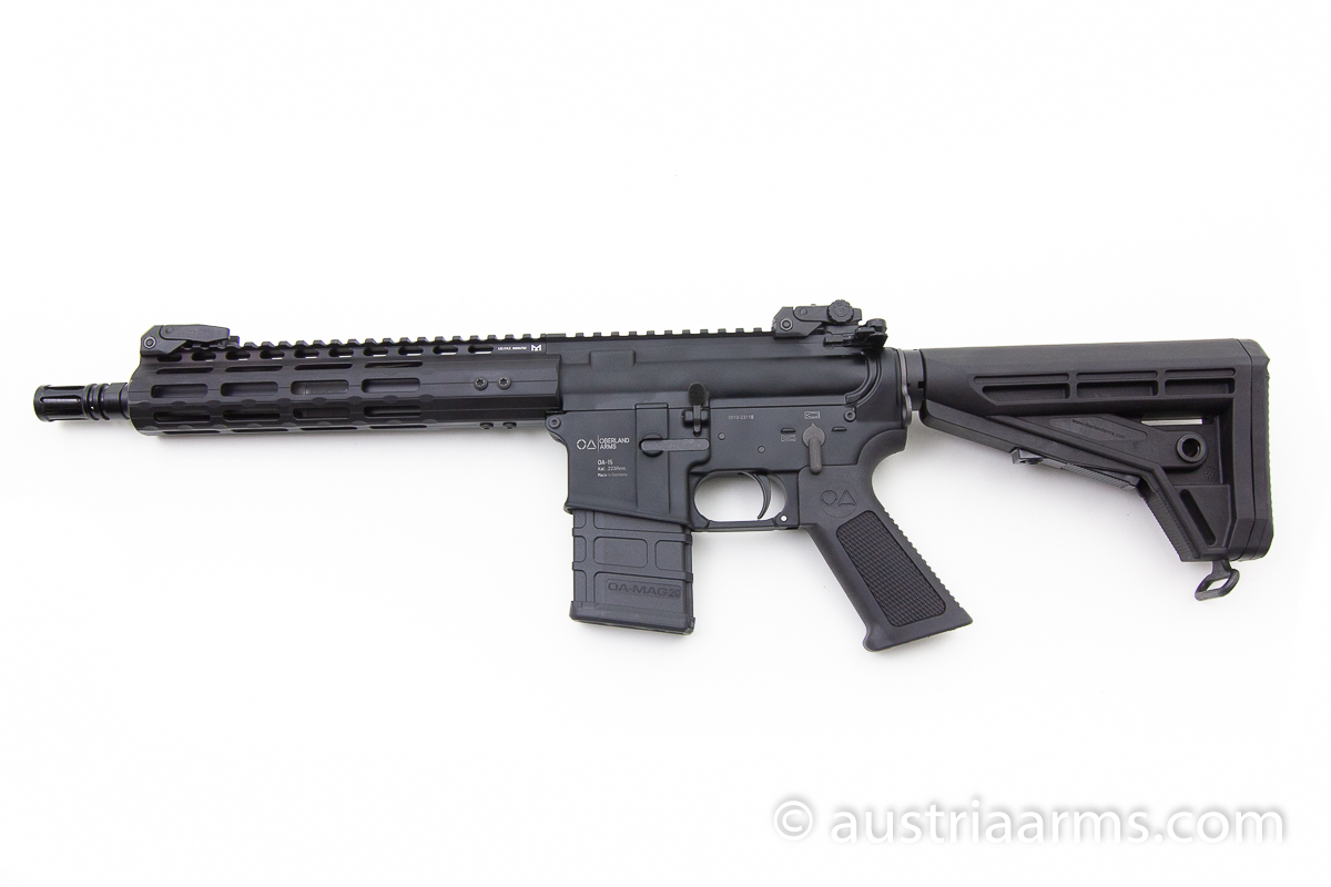 Oberland Arms OA-15 Black Label C4 Commando M-LOK, .223 Rem - Image 1
