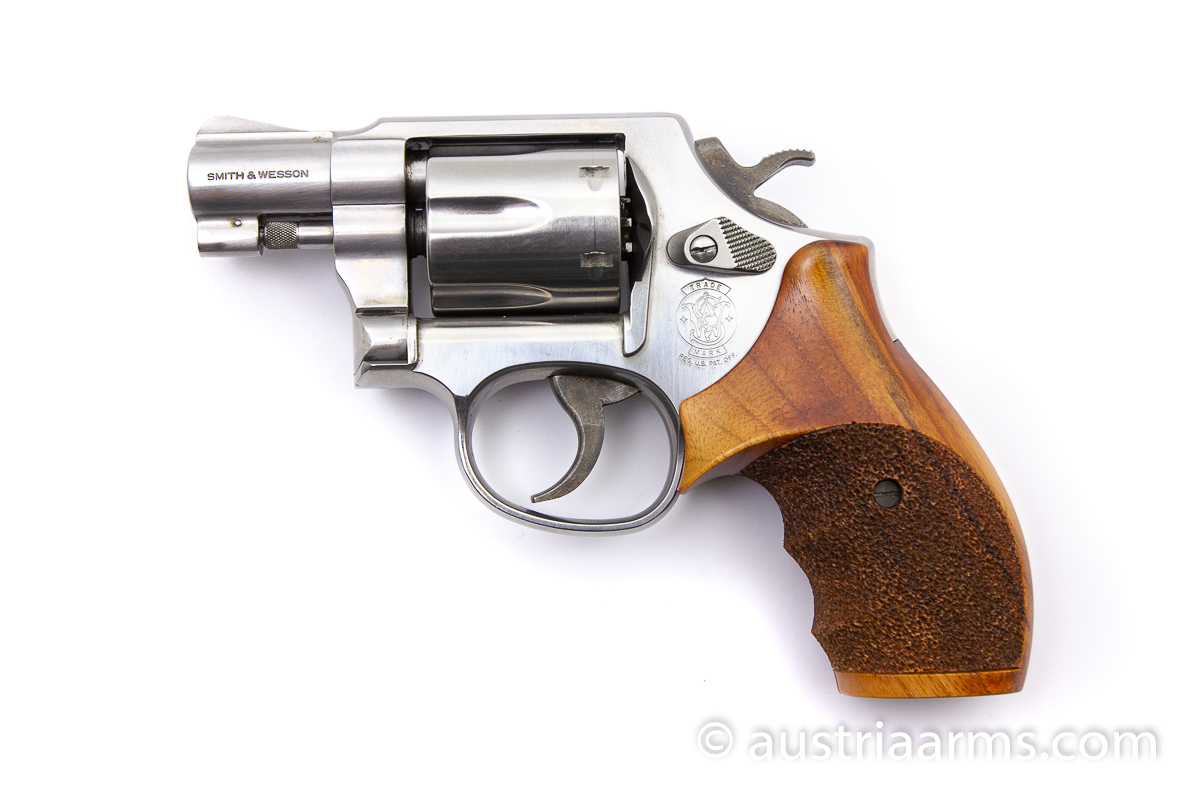Smith & Wesson Mod. 64 Deluxe Stainless, .38 Special - Image 1