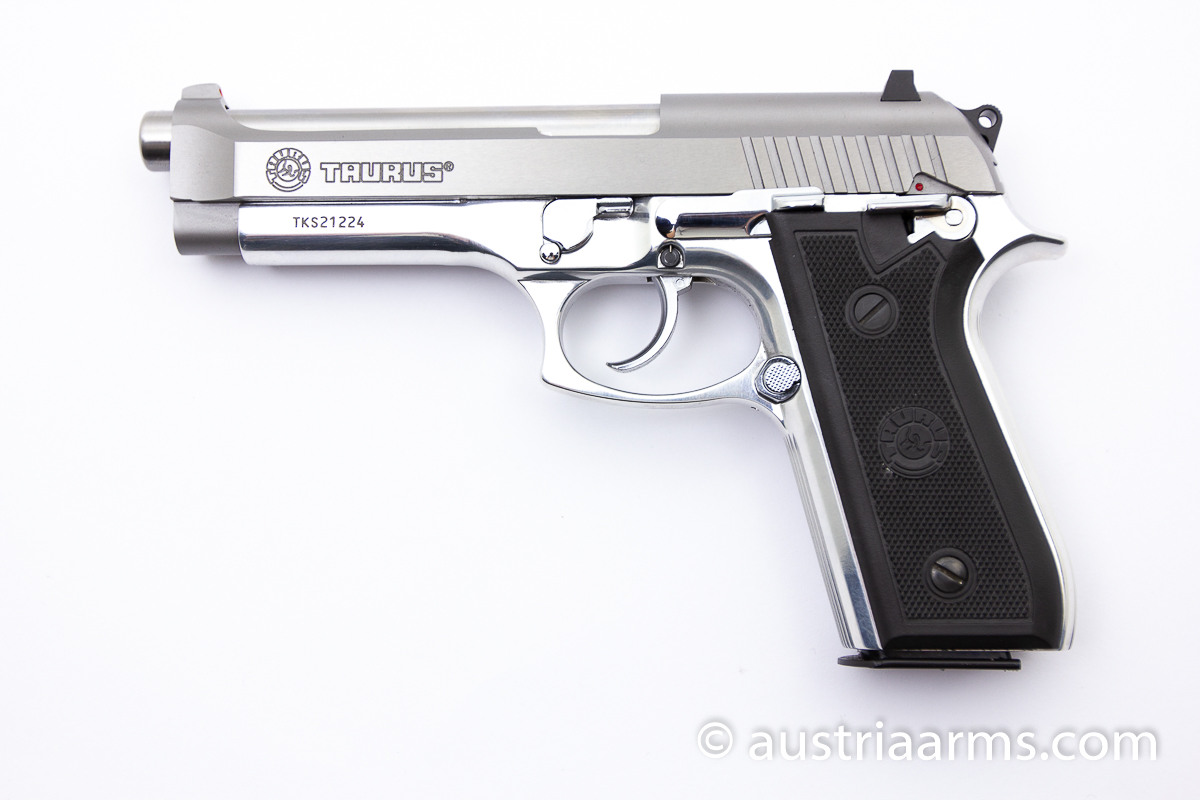 Taurus PT99 AFS Stainless Deluxe, 9 x 19 mm - Image 1