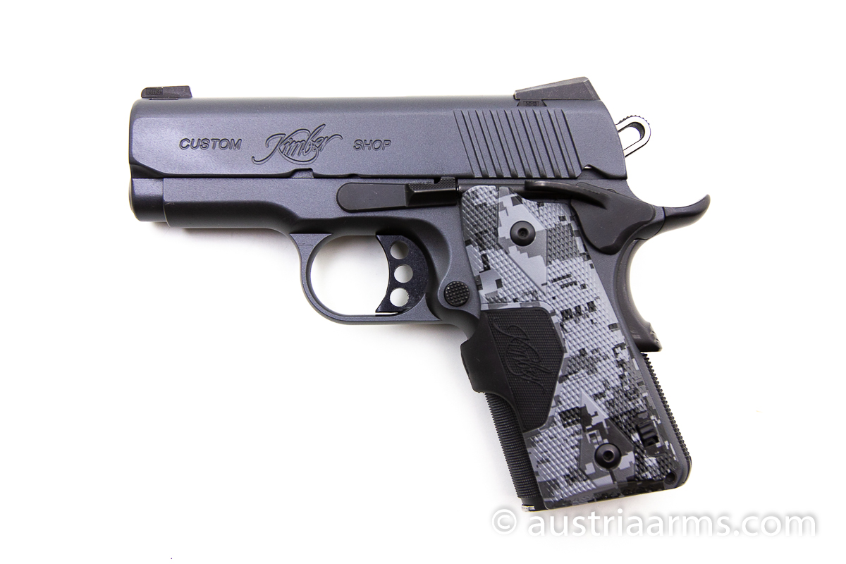 Kimber Ultra Covert mit Red-Dot Laser, .45 ACP - Image 1