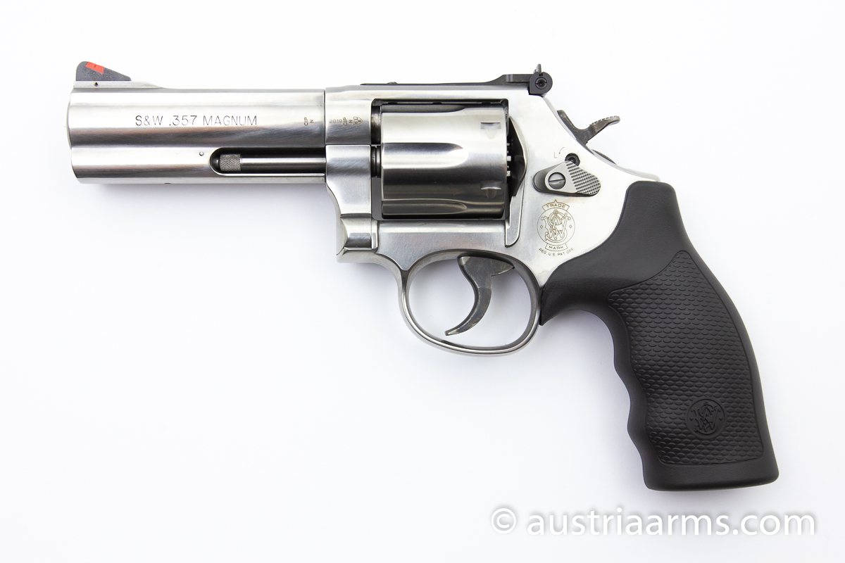Smith & Wesson 686-6, 4.0 Zoll Lauflänge, .357 Magnum - Image 1