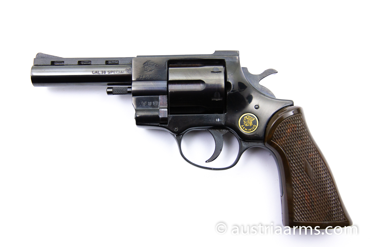 Hermann Weihrauch Germany, .38 Special - Image 1