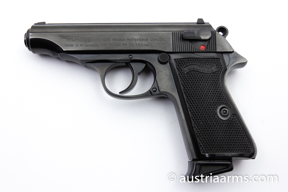 Walther PP Ulm/Do, 7,65 mm - Image 1