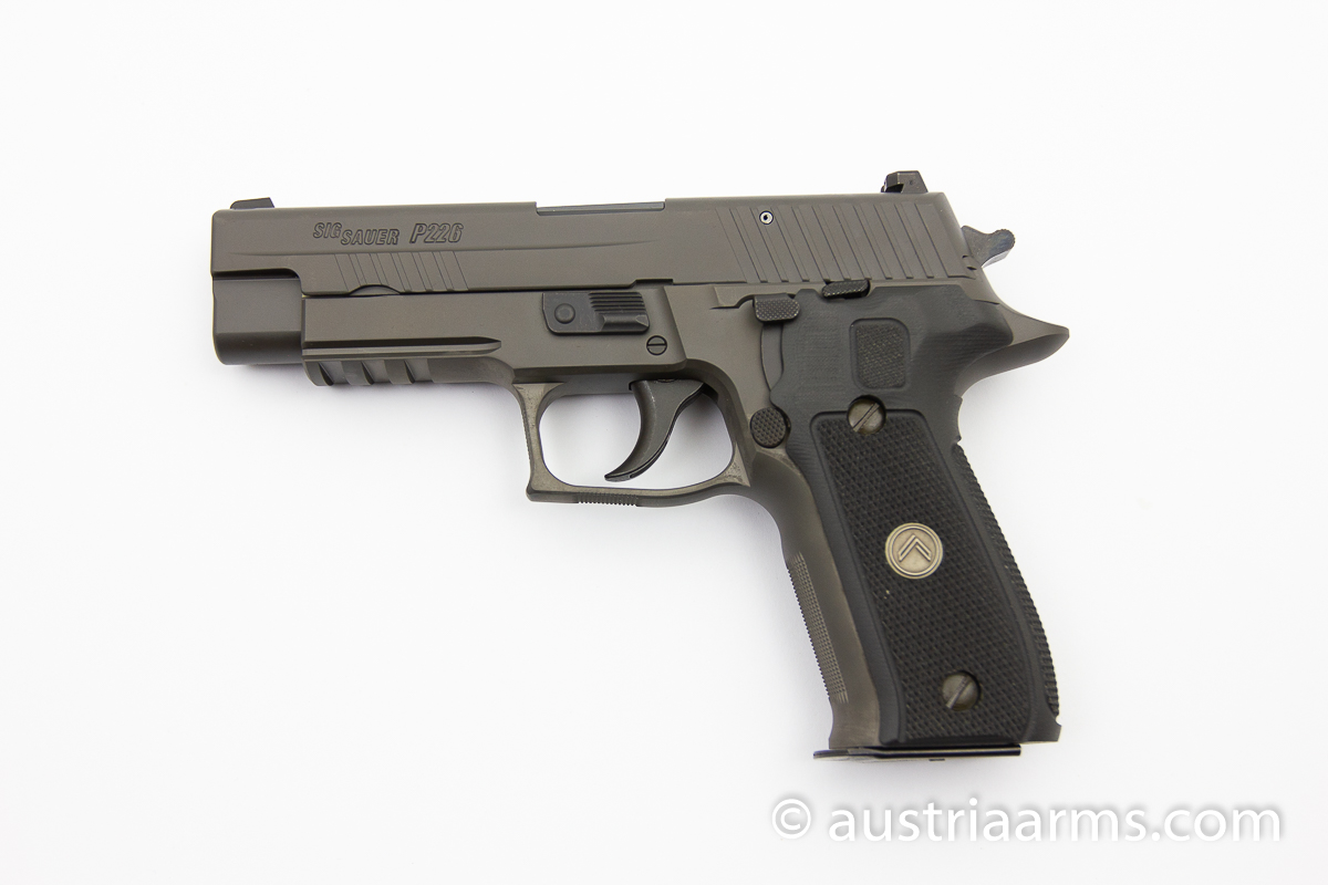 SIG Sauer P226 Legion, Double-/Single Action Abzug, 9 x 19 mm - Image 1
