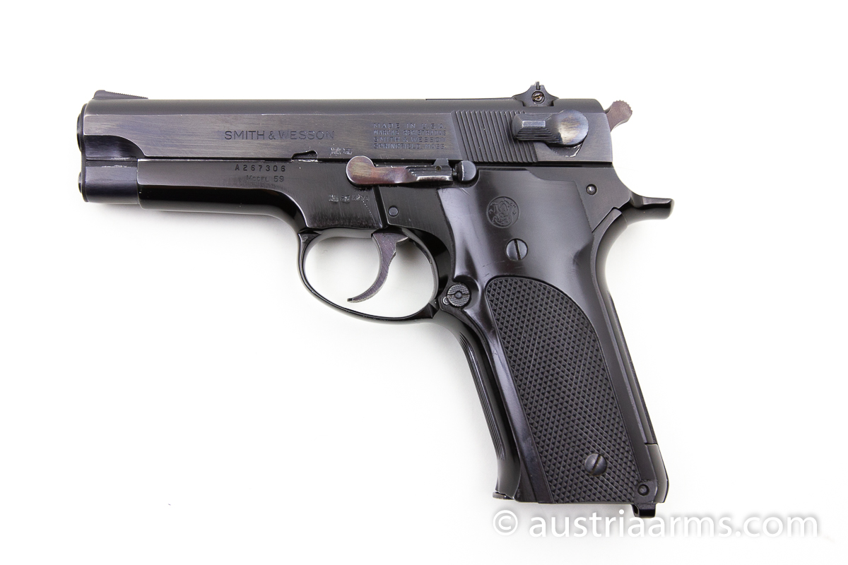 Smith & Wesson M59, 9 x 19 mm - Image 1