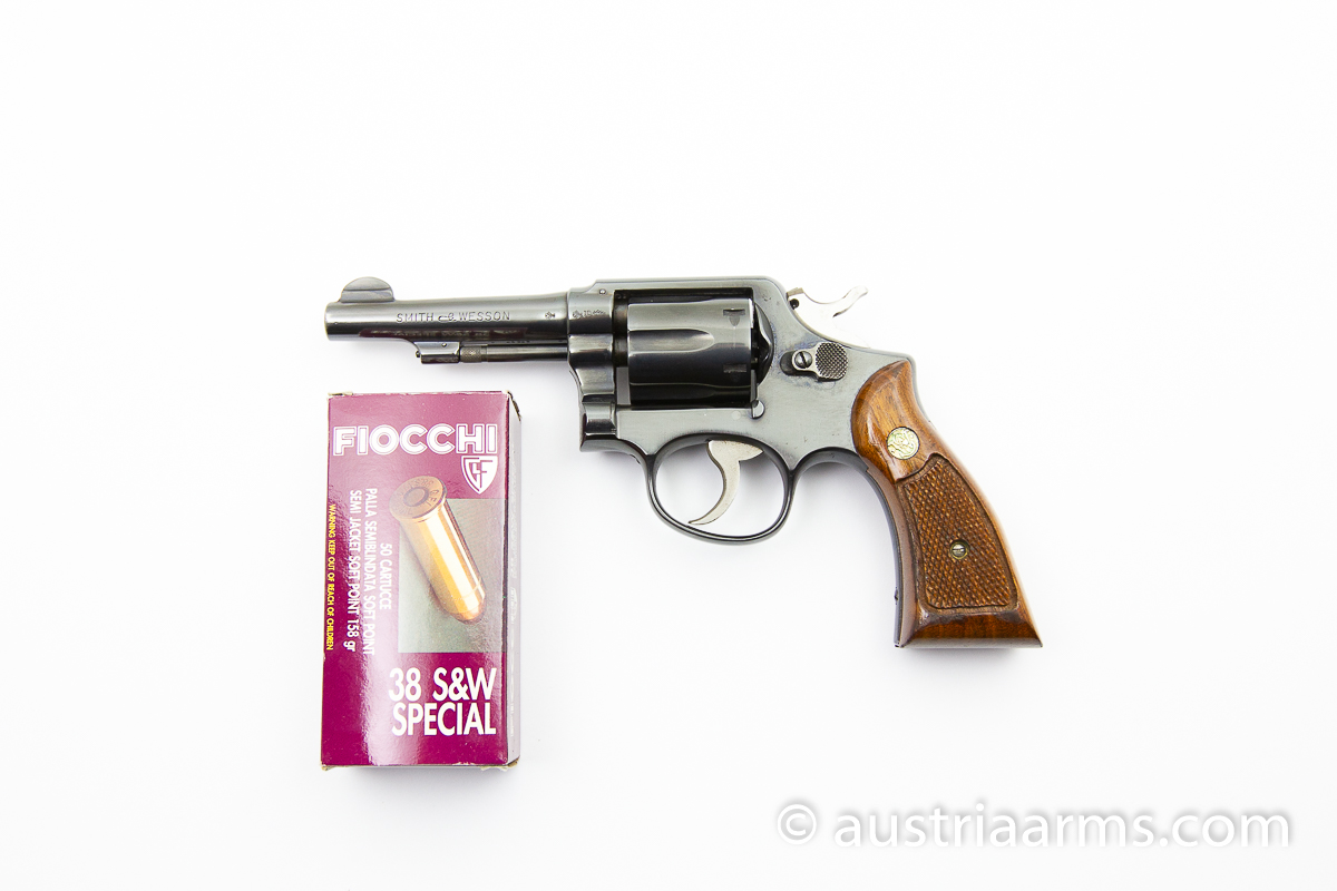 Smith & Wesson Mod. 10 Military & Police, .38 Special - Image 1